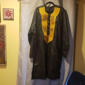 Long African Shirt